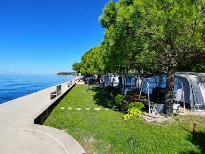 Een blik op Camping Adria