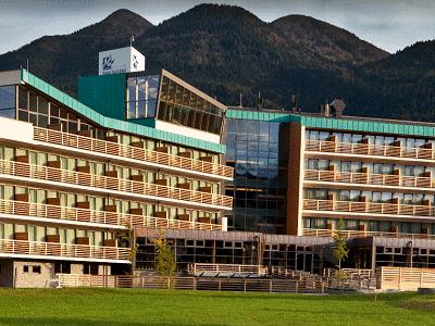 Een blik op Bohinj Park Eco Hotel