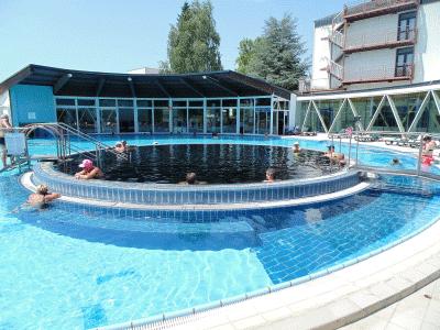 blik op hotel Livada Prestige